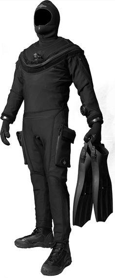 Whites Fusion Tactical MCM Drysuit