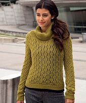 Museum Sweater pattern by Melissa Wehrle 23/28