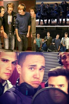 I miss you guys like crazy but I love watching you guys as individuals with great talent and I can't wait to see what all happens thank you for the impact that you have made in my life I love you Kendall Francis Schmidt James David Maslow Logan Phillip Henderson and Carlos Roberto Penavega