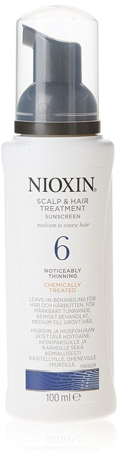 Nioxin System 6 Scalp Treatment 100ml * Check out this great product.