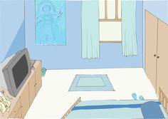 Projeto de plano do quarto de Gustavo