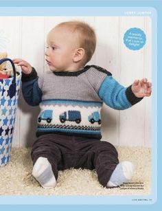 Love Knitting for Baby December 2016 - 轻描淡写 - 轻描淡写