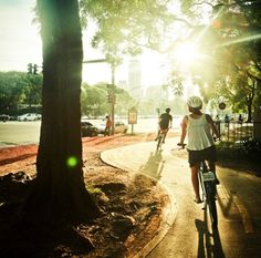 Biking Buenos Aires, Argentina