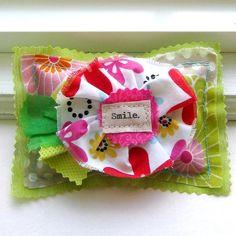 Sachet Lavender Sachet Small Pillow Sachet by tracyBdesigns. $6.50, via Etsy.