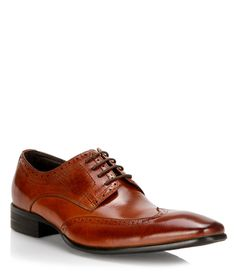 Leather wingtips $168 CDN @ Browns Shoes