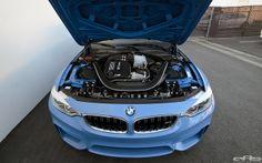 Yas Marina Blue BMW F80 M3 by european auto source, via Flickr