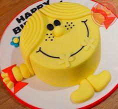 Little Miss Chatterbox Birthday Cake Birthday Cake Ideas - Little miss birthday cake