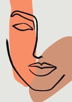 Home decor Abstract print Geometric art Watercolor abstract Wall prints Minimalist art Scandinavian print 2436 poster 20 x 30 11 x 17 Abstract Watercolor, Abstract Print, Art Print, Painting Abstract, Watercolor Painting, Art Scandinave, Art Sketches, Art Drawings, Tableau Pop Art