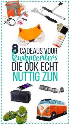 Handige camping gadgets #zomer #reizen #vakantie #kamperen #camping #vwbus #slippers #travel #summer #grill #bbq #fox #vos #gras