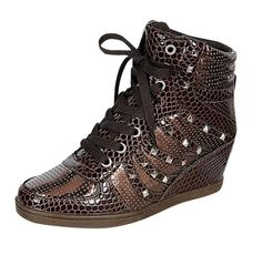 Reneeze-KELLY-03-Womens-Hidden-Wedge-Fashion-Sneakers-BROWN