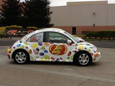 Jelly Belly Car