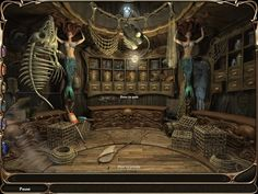 Screenshot of Dream Chronicles : The Book of Water Collector's Edition