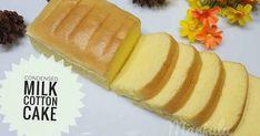 Cotton Cake Hanya dengan 5 bahan, resepnya Mba Tintin Rayner, Enak lembut dan mudah sekali cara buatnya. Condensed Milk Cotton Cake By ...
