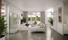 5 Wohnzimmer, Die Stilvolle Moderne Design Trends Zu Demonstrieren. Vom  Material über Die