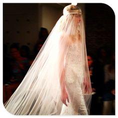 wedding veils Bridal Veils And Headpieces, Wedding Veils, Our Wedding, Wedding Dresses, Bridal Accessories, Wedding Photos, Tulle, Stylish, Pretty