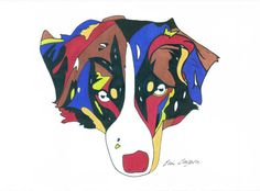 Collie Colors by Eric Duepen