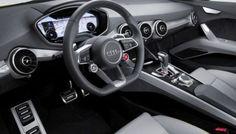 2016 Audi TTS - interior