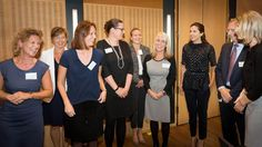 On Tuesday, Crown Princess Mary attended the 'Advice for Life' meeting with the Mary Foundation. One of the goals of the project is to break down taboos around violence in relationships that are not only expressed as physical violence. 15/09/2015