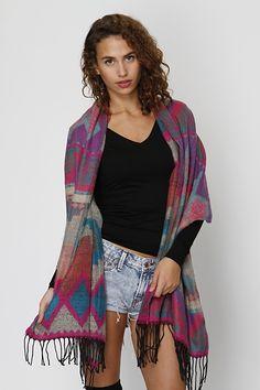 Made of Grace, Made Of Grace, Fall Scarves, Kimono Top, Tops, Women, Style, Fashion, Moda, Women's