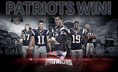 The @Patriots win! #SNF #NEvsSD