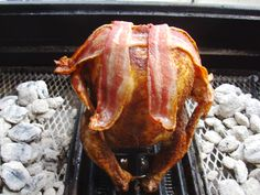 Beer Can TURKEY!!! on Pinterest | Beer can turkey, Smoked beer can ...