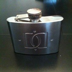 Drambuie Stainless Steel Flask 4 Oz by Drambuie. $29.99