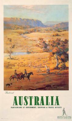 James Northfield, Pastoral Australia