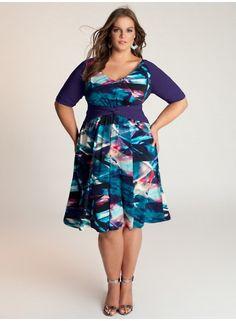 Plus Size Dress Plus Size Fashion Plus Size Clothing at www.curvaliciousclothes.com #plussize #fashion