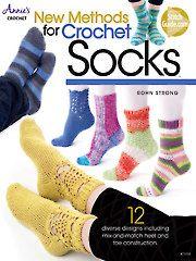 Crochet - New Methods for Crochet Socks - #871510