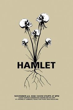 Hamlet.  Shakespeare.