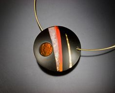 morgan contemporary glass gallery - Images for Dolores Barrett - Magma Flow Pendant