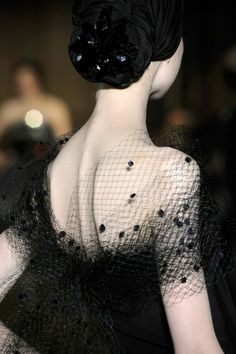 Black Lace | Christian LaCroix