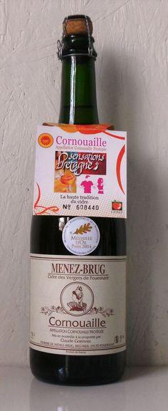Cidre fermier, producteur de cidre en Bretagne : Nos produits - Cidre Fermier