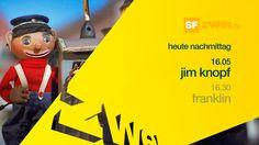 Alpenblick - SF Zwei Promo Package Branding 2008