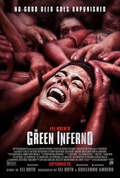 [VOIR-FILM]] Regarder Gratuitement The Green Inferno VFHD - Full Film. The Green Inferno Film complet vf, The Green Inferno Streaming Complet vostfr, The Green Inferno Film en entier Français Streaming VF Scary Movies, Hd Movies, Movies To Watch, Movies Online, Movie Tv, Movies And Tv Shows, 2016 Movies, Movies Free, Halloween Movies