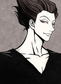 Hisoka - Hunter x Hunter