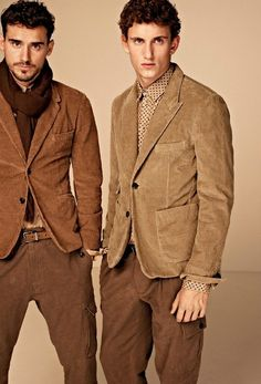 men's fashion trends fall-winter - Click on image to visit www.pooz.com