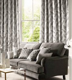 One Bedroom Flat, Blinds, Love Seat, Couch, Curtains, Furniture, Studios, House Ideas, France