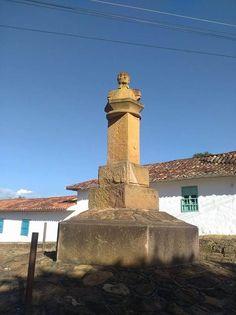 Monumento a Simón Bolívar.