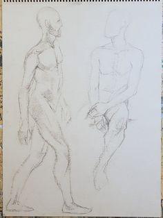 Graphite stick, works like charcoal, but easier to erase. Figure Drawing, Graphite, Charcoal, Drawings, Art, Graffiti, Art Background, Kunst, Sketches