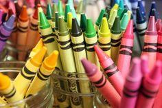 crayola party theme