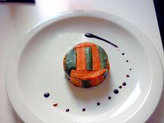 La Chartreuse  com creme de mandioca www.julia-s-cuisine-exotique.com