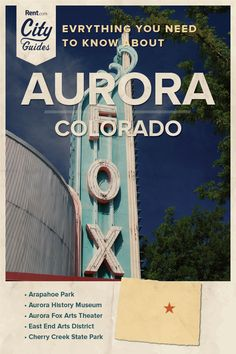 Rent.com gives you the full scoop of living in Aurora, Colorado. Learn about cost of living, work, entertainment, neighborhoods, apartments and more. #Aurora #CO #CityGuide #apartment #rent #rentals #move #moving
