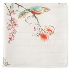 Lenox Chirp Napkin - JCPenney
