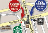 Free walking tour. The perfect mix of history and fun facts.
