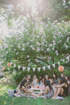 Bachelorette Photo Session, Picnic Photo Session, Sessão Fotográfica de Despedida de Solteira por Claudia Casal // Hello Twiggs