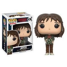 [Preorder] Stranger Things Pop! Vinyl Figure Joyce Estimated Release Date: May 2017 (Subject to change) *ATTENTION* Pre-Orders do not ship until ALL items in your order are in stock. Please place sepa