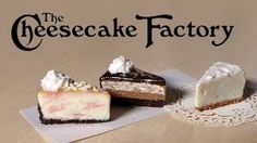 Miniature Cheesecake slices - SugarCharmShop YouTube Tutorial