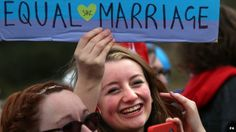 BBC News - Scotland's same-sex marriage bill is passed.  Another country who will be on the right side of history...