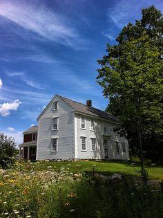 Thoreau Farm, Henry David Thoreau. Concord, Massachusetts